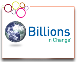Billion-in-change